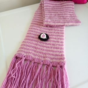 Scarf for girls 6-12 years old